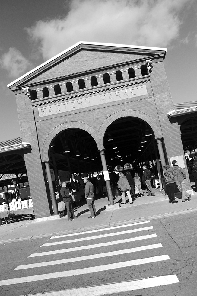 Detroit's Eastern Market | Detroit, Michigan