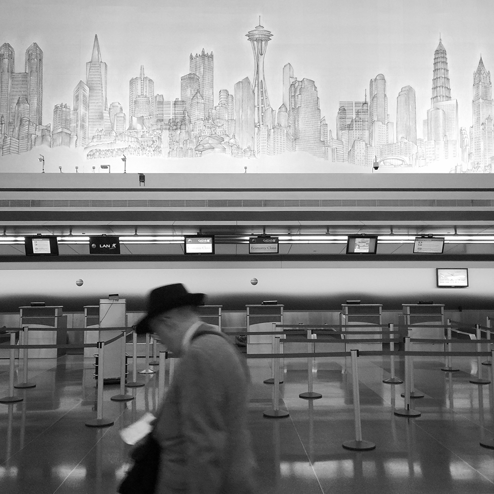 Planes and trains | New York, New York