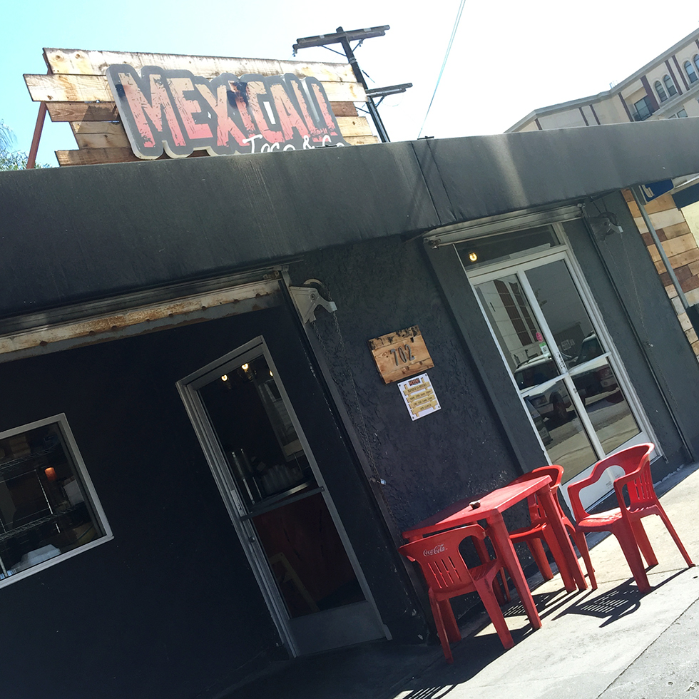 Mexicali Restaurant| Los Angeles, California
