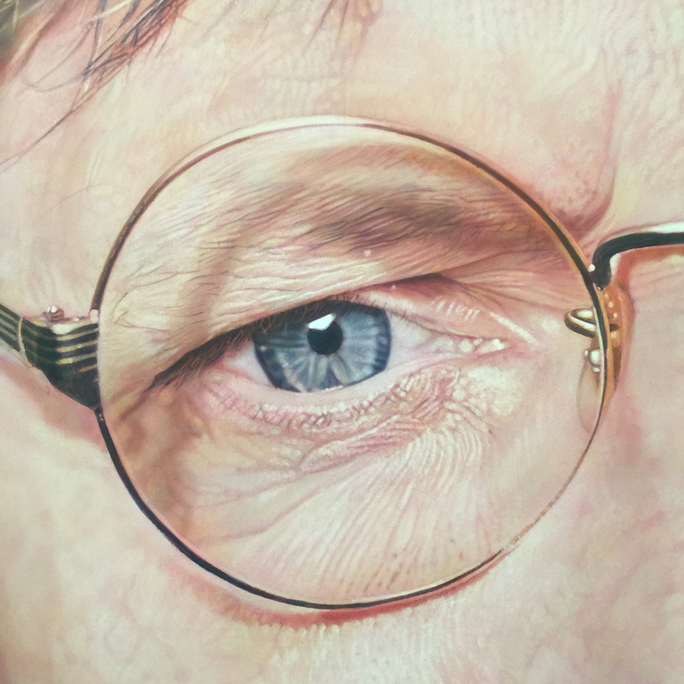 Chuck Close at The Broad | Los Angeles, California