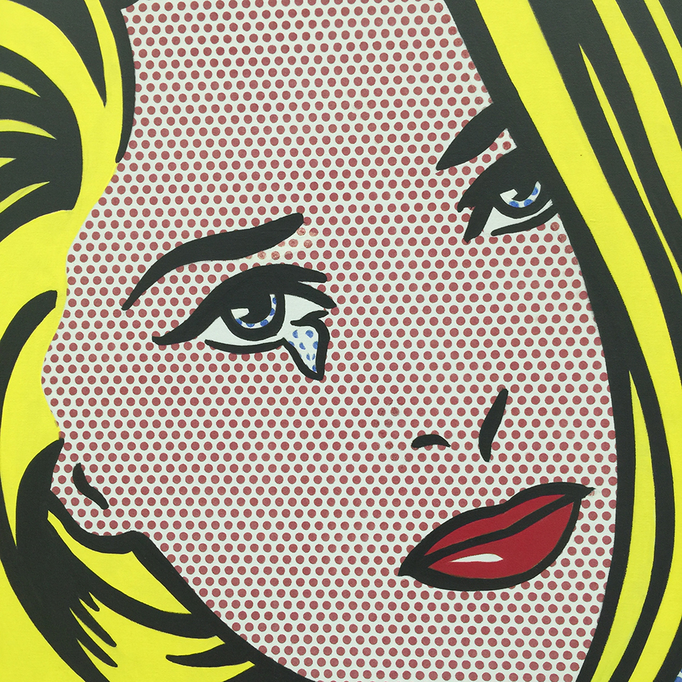 Lichtenstein at The Broad | Los Angeles, California