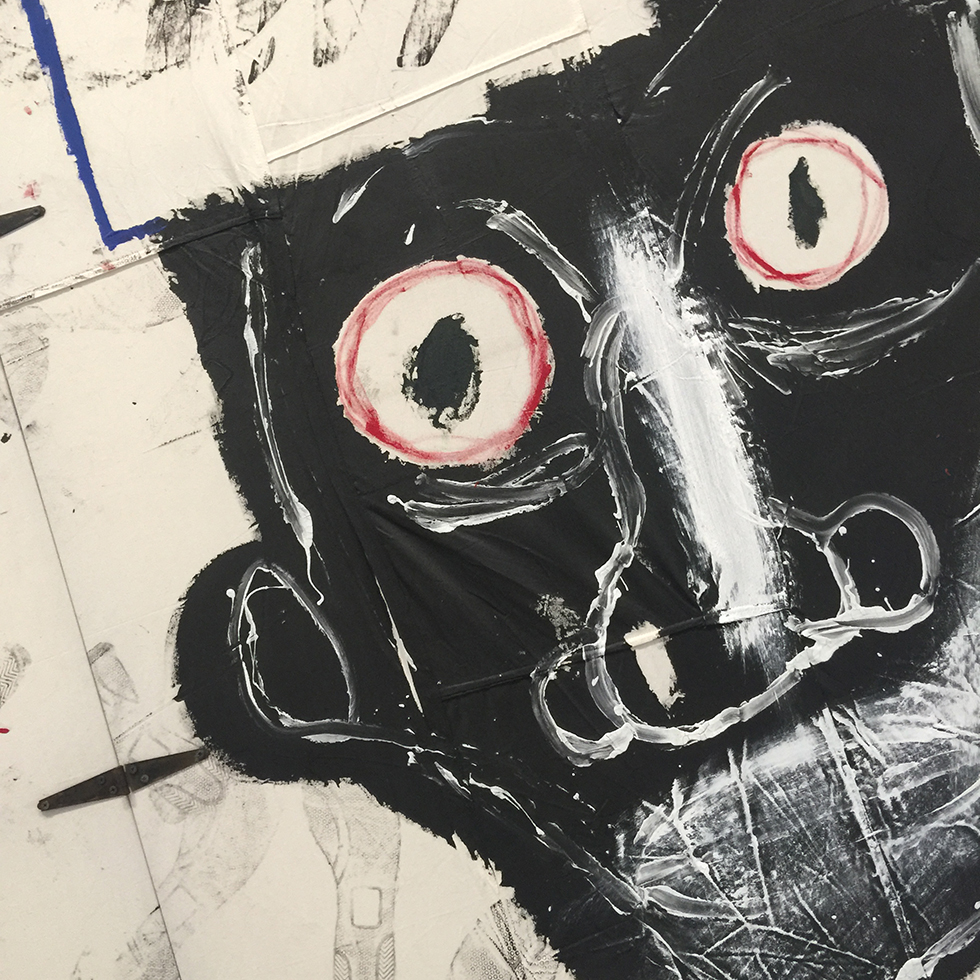 Basquiat at The Broad | Los Angeles, California