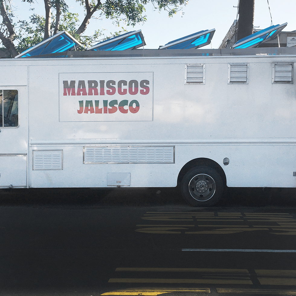The Mariscos Jalisco Truck | Los Angeles, California