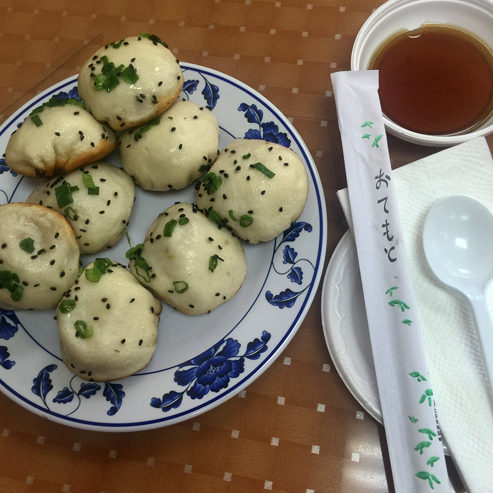 Sheng Jian Bao at Kang Kang Food Court | Los Angeles, California