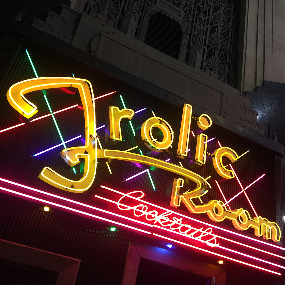 Frolic Room | Los Angeles, California