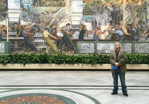 Diego Rivera Murals At Detroit Institute Of Arts | Detroit, Michigan