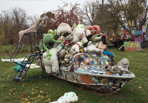 Heidelberg Project | Detroit, Michigan