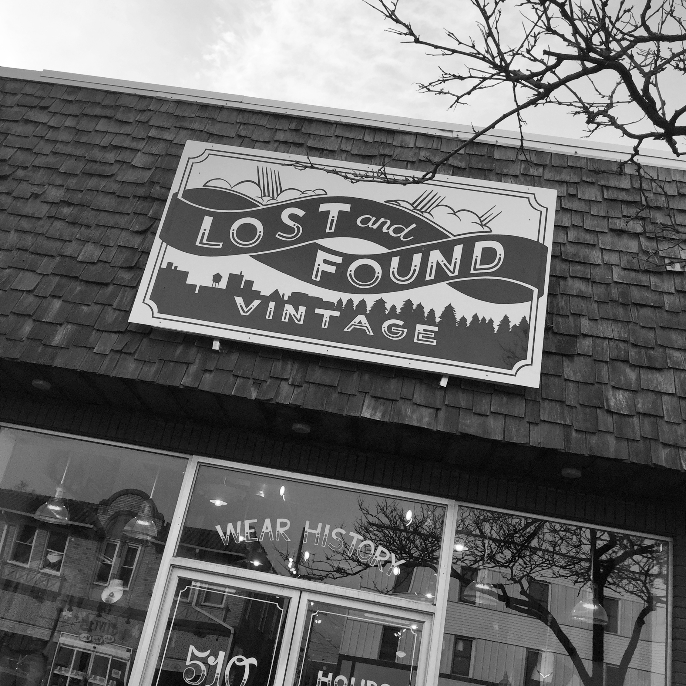 Lost and Found Vintage | Detroit, Michigan