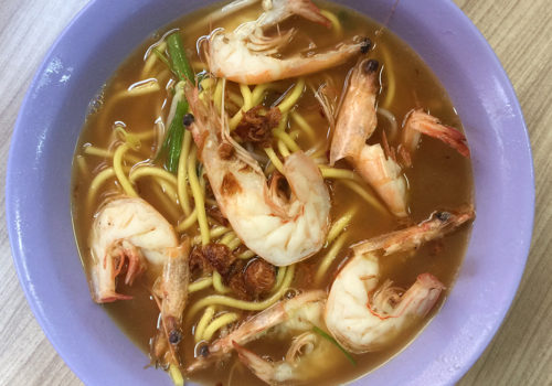 Blanco Court Prawn Mee