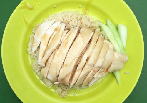 Tian Tian Hainanese Chicken Rice | Singapore