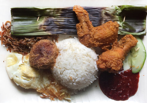 Nasi Lemak At Selera Rasa