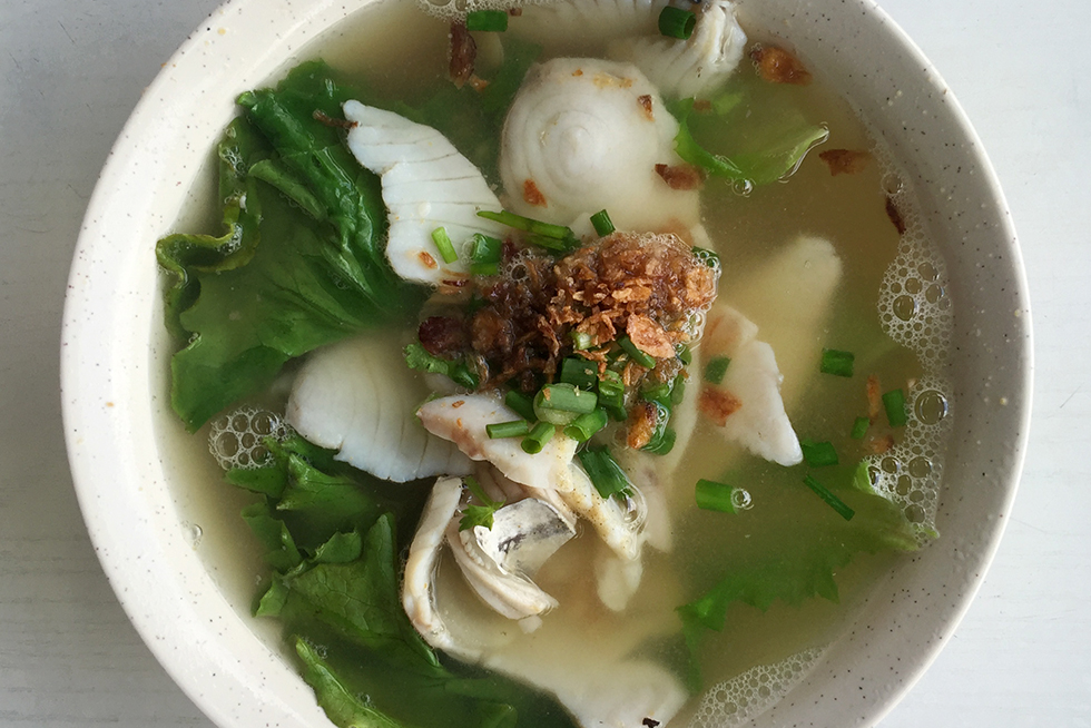 First Street Teochew Fish Soup | Singapore