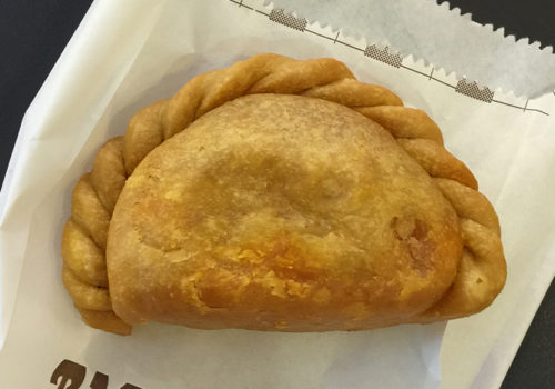 Curry Puff From Tic Toc At SIN Airport | Singapore