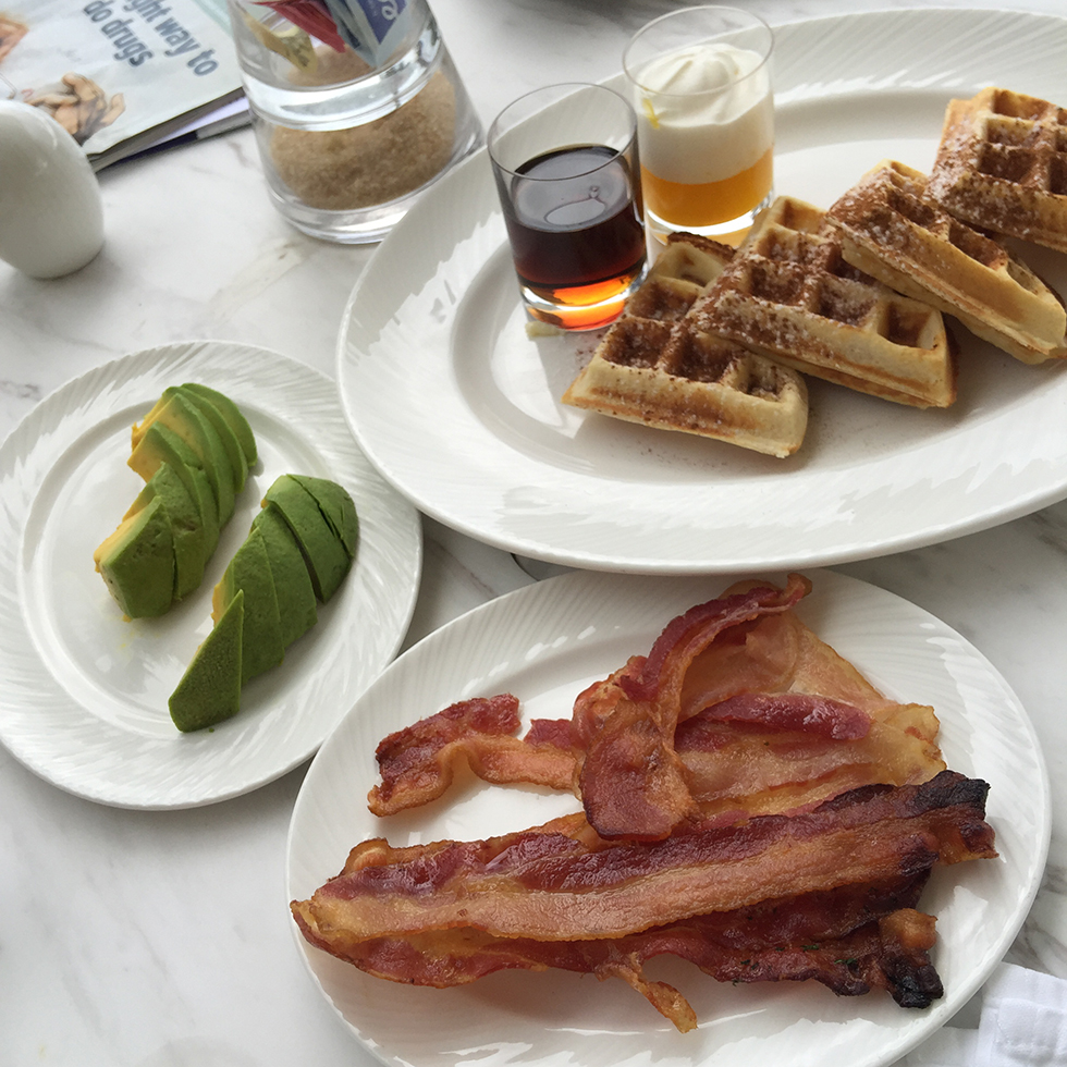 Breakfast dishes at Amanera   Dominican Republic