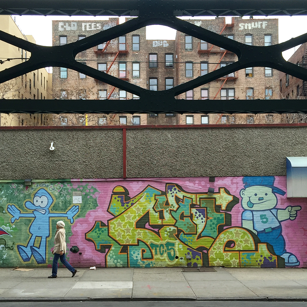Bronx Graffiti | Bronx, New York