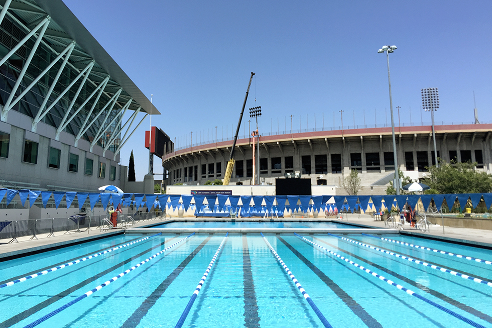 LA84 Foundation/John C. Argue Swim Stadium | Los Angeles, California