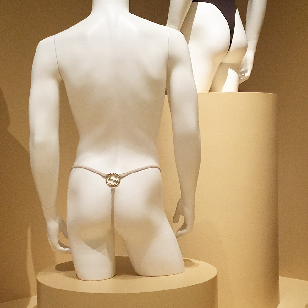 Tom Ford for Gucci at Los Angeles County Museum of Art | Los Angeles, California
