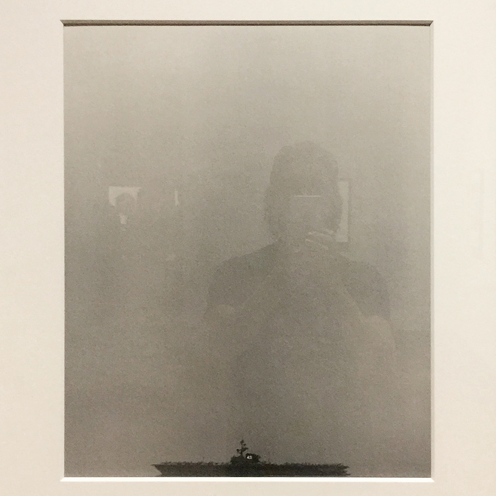 'Coral Sea' by Mapplethorpe at The Getty   Los Angeles, California