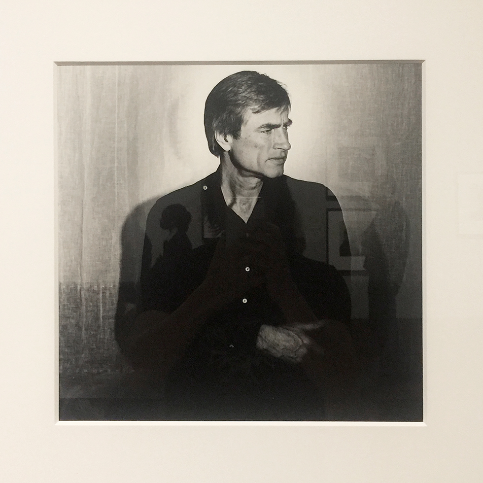 'Sam Wagstaff' by Mapplethorpe at The Getty | Los Angeles, California