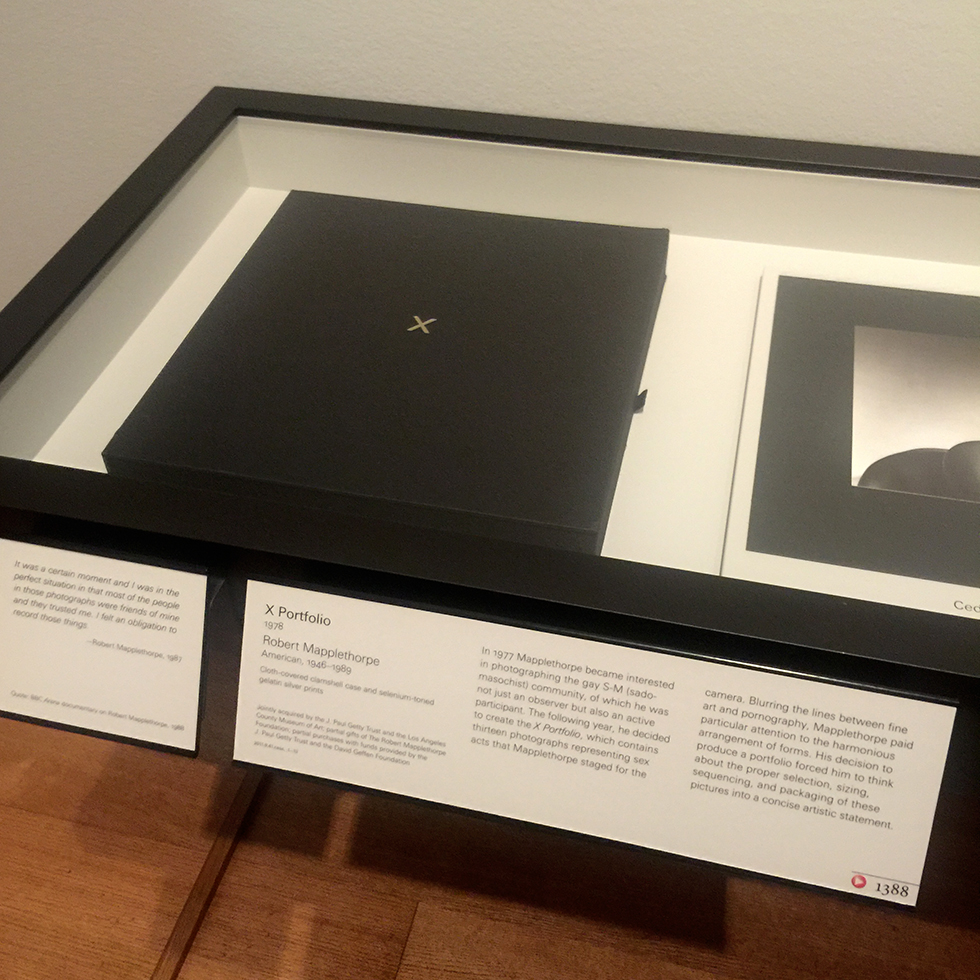 Mapplethorpe at The Getty | Los Angeles, California