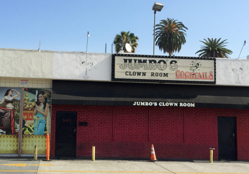 Jumbo's Clown Room | Los Angeles, California