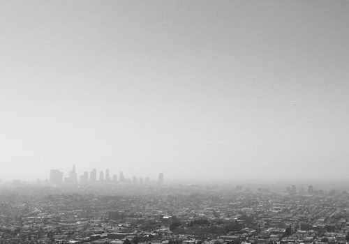 View From Griffith Observatory | Los Angeles, California