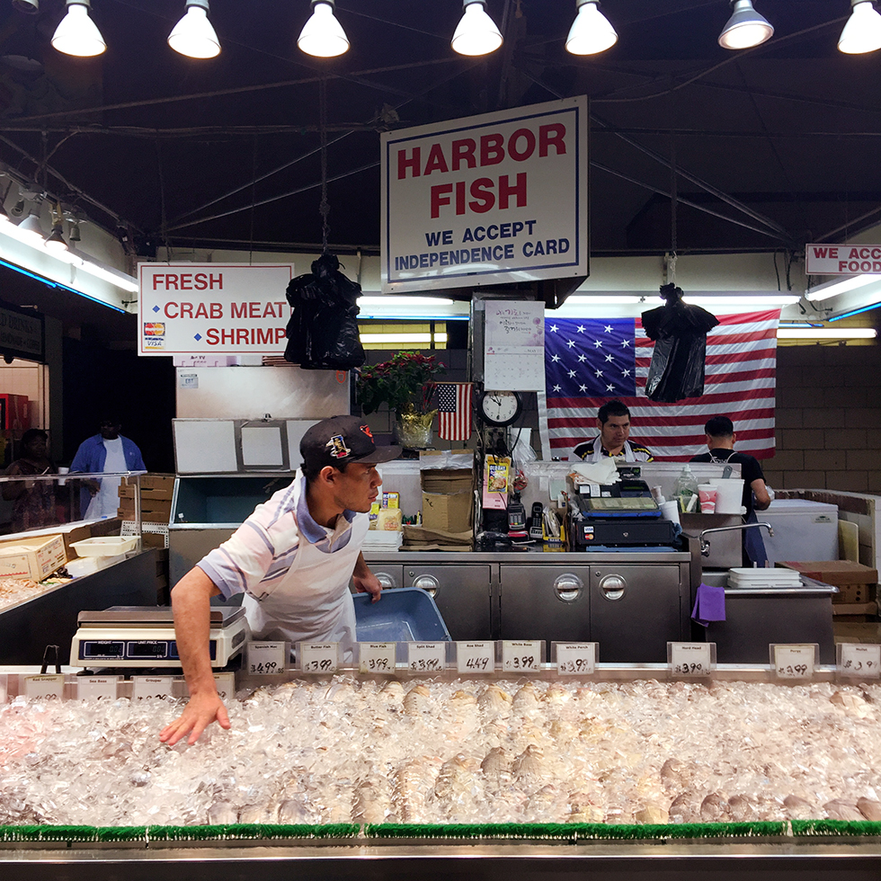 Lexington Market | Baltimore, Maryland
