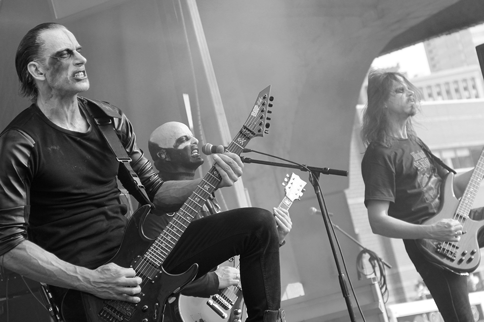 Khold at Maryland Deathfest 2016 | Baltimore, Maryland