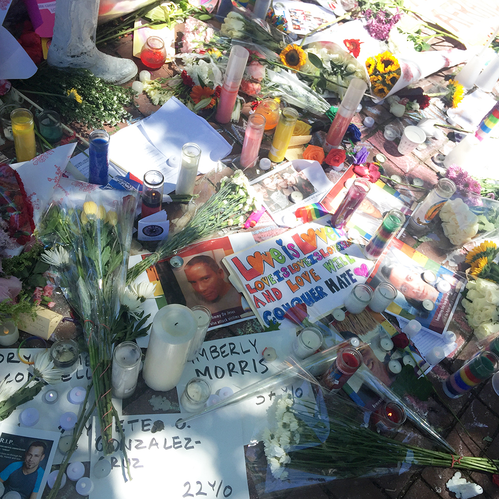 Pulse Memorial at Stonewall Inn | New York, New York