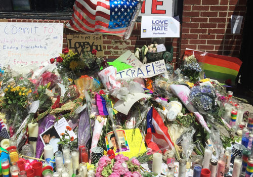 Pulse Memorial At Stonewall Inn
