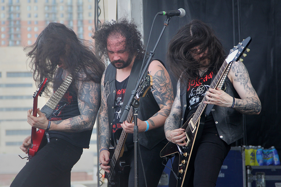 Maryland Deathfest 2016 | Baltimore, Maryland