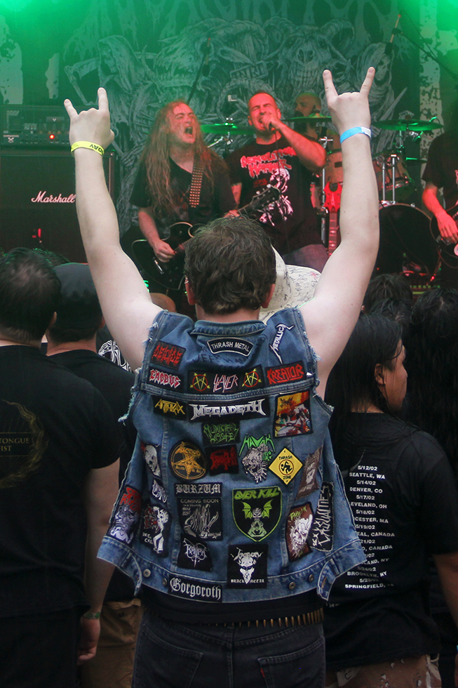 Incantation at Maryland Deathfest 2016 | Baltimore, Maryland