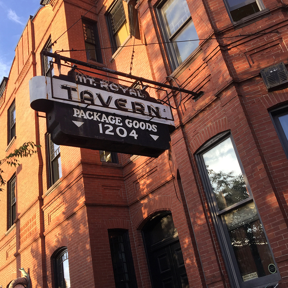 Mount Royal Tavern | Baltimore, Maryland