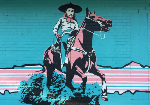 Ranchero Mural In East Austin | Austin, Texas