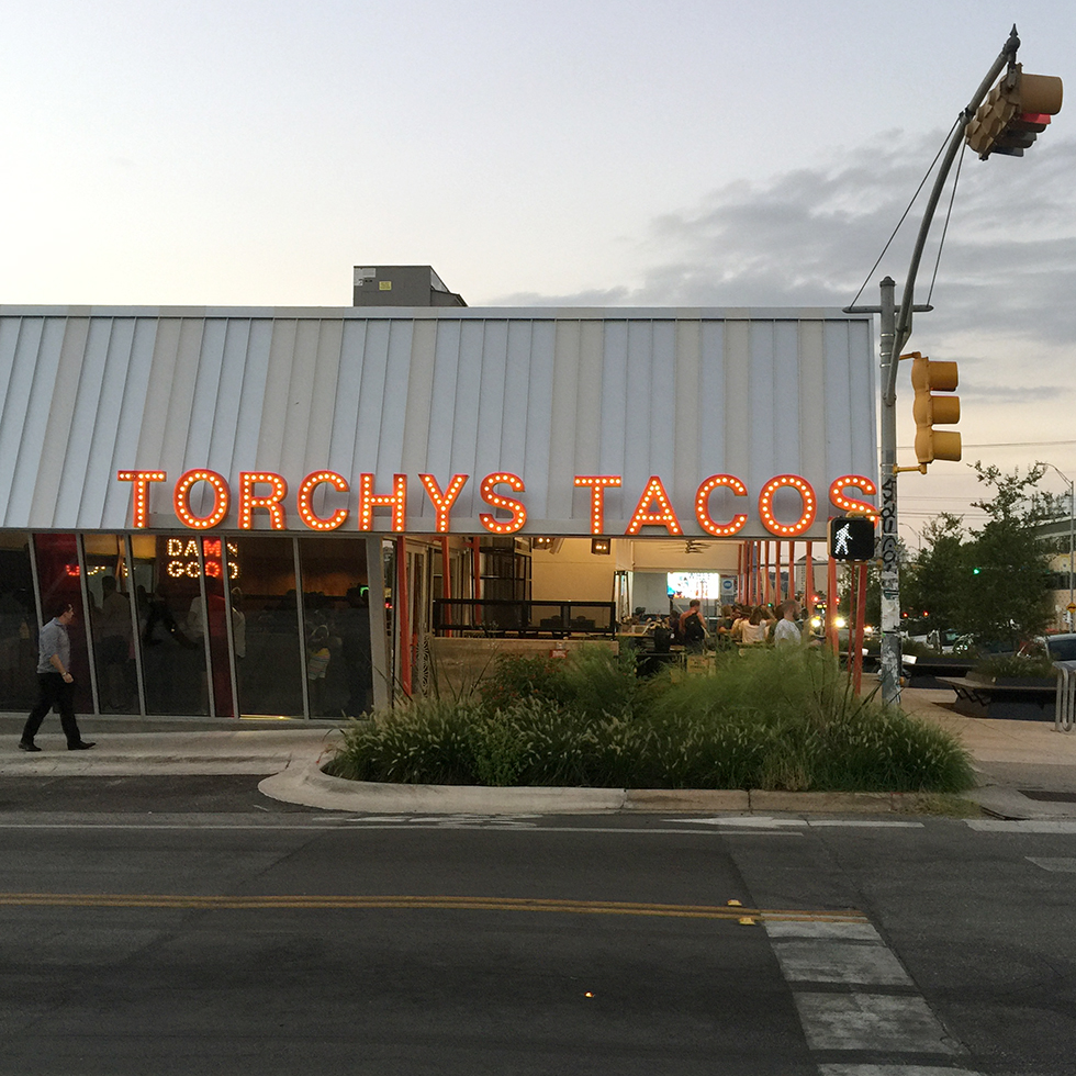 Torchy's Tacos on South Congress Street | Austin, Texas
