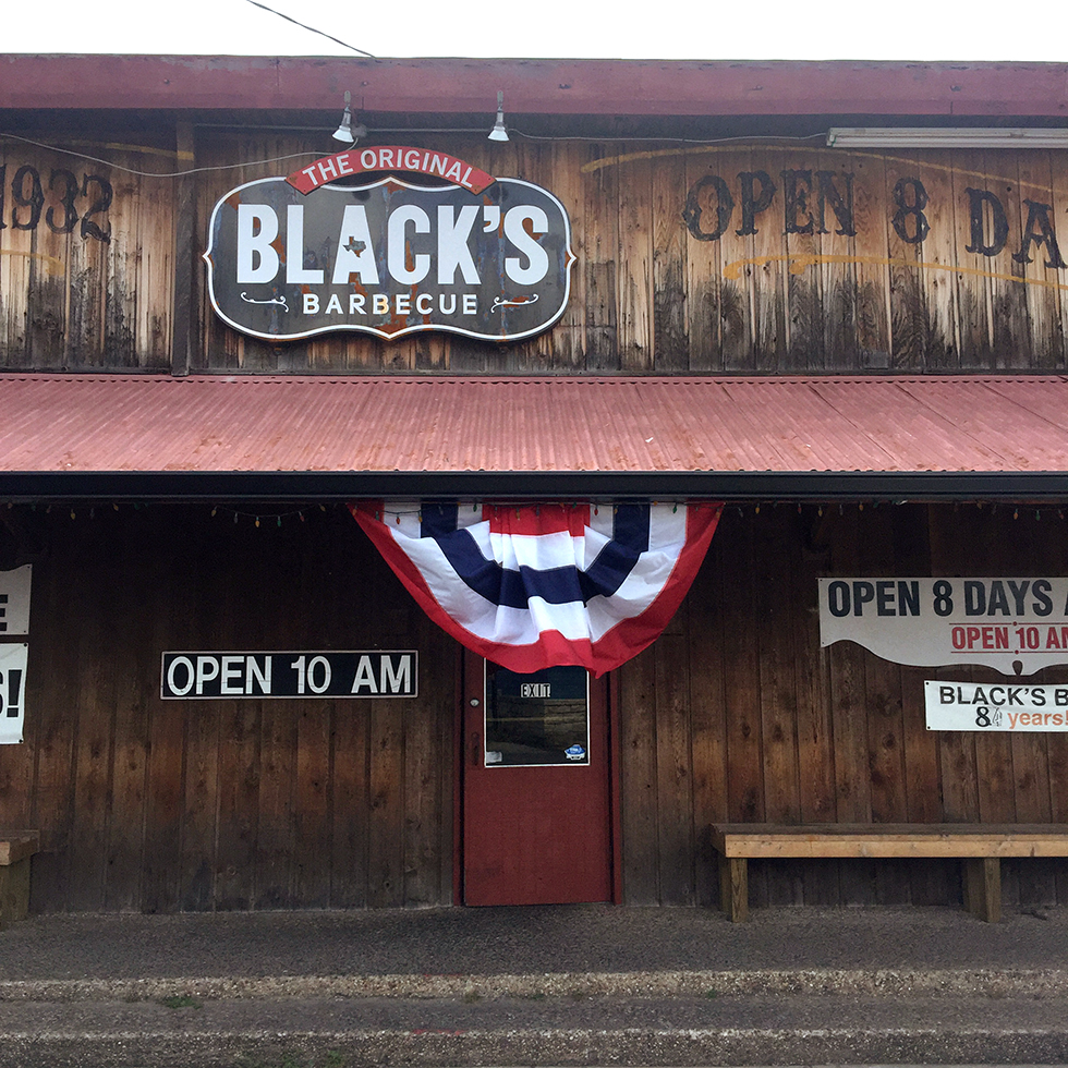 Black's Barbecue heaven | Lockhart, Texas