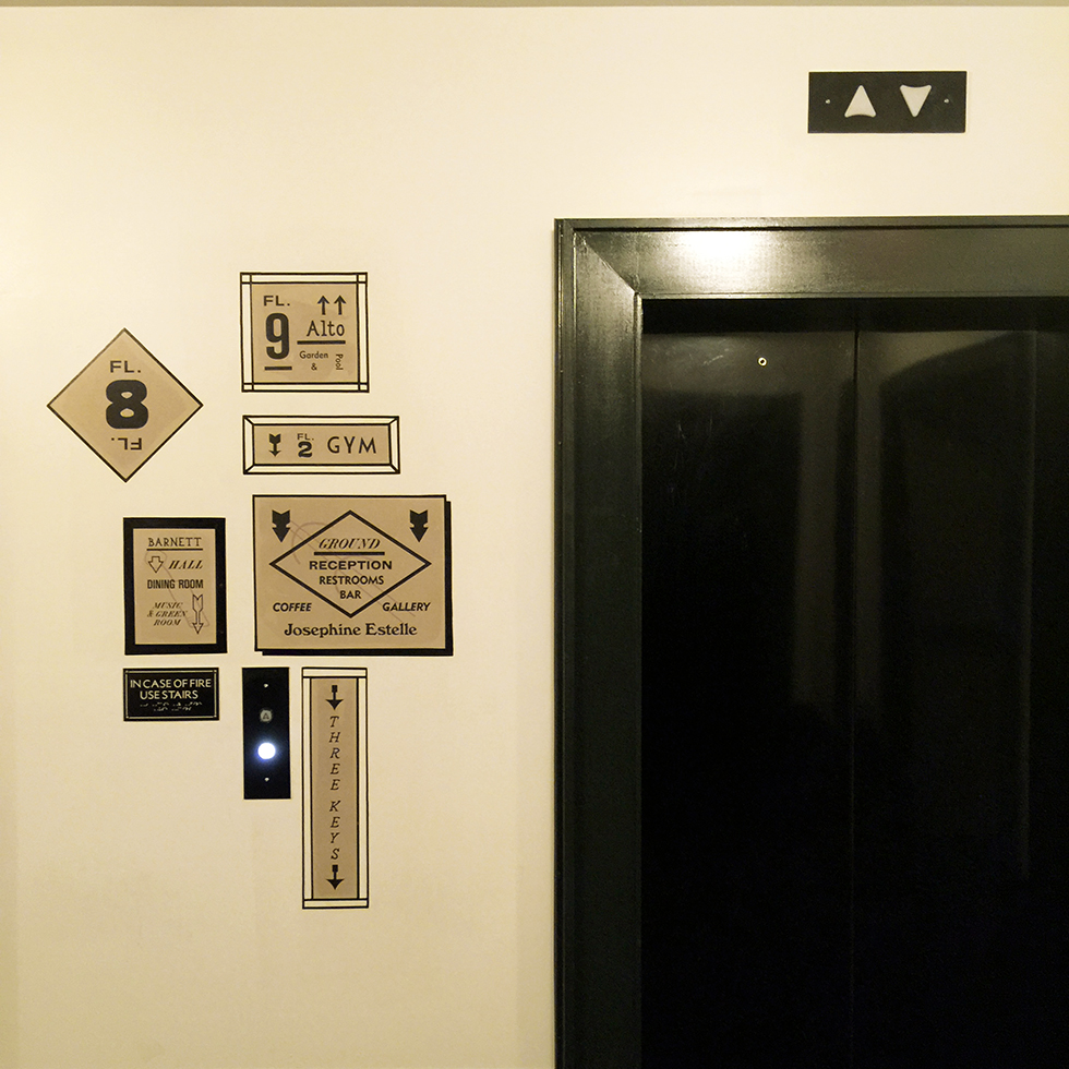 Ace Hotel signage | New Orleans,, Louisiana