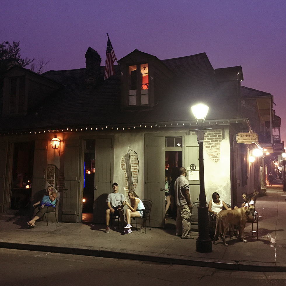Lafitte's Blacksmith Shop in New Orleans | New Orleans, Louisiana
