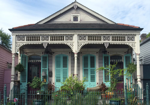 French Quarter Architecture | New Orleans, Louisiana