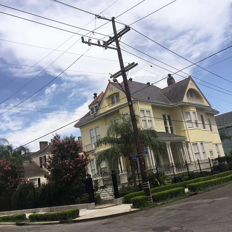 Afternoon Walk through the Garden District | New Orleans, Louisiana