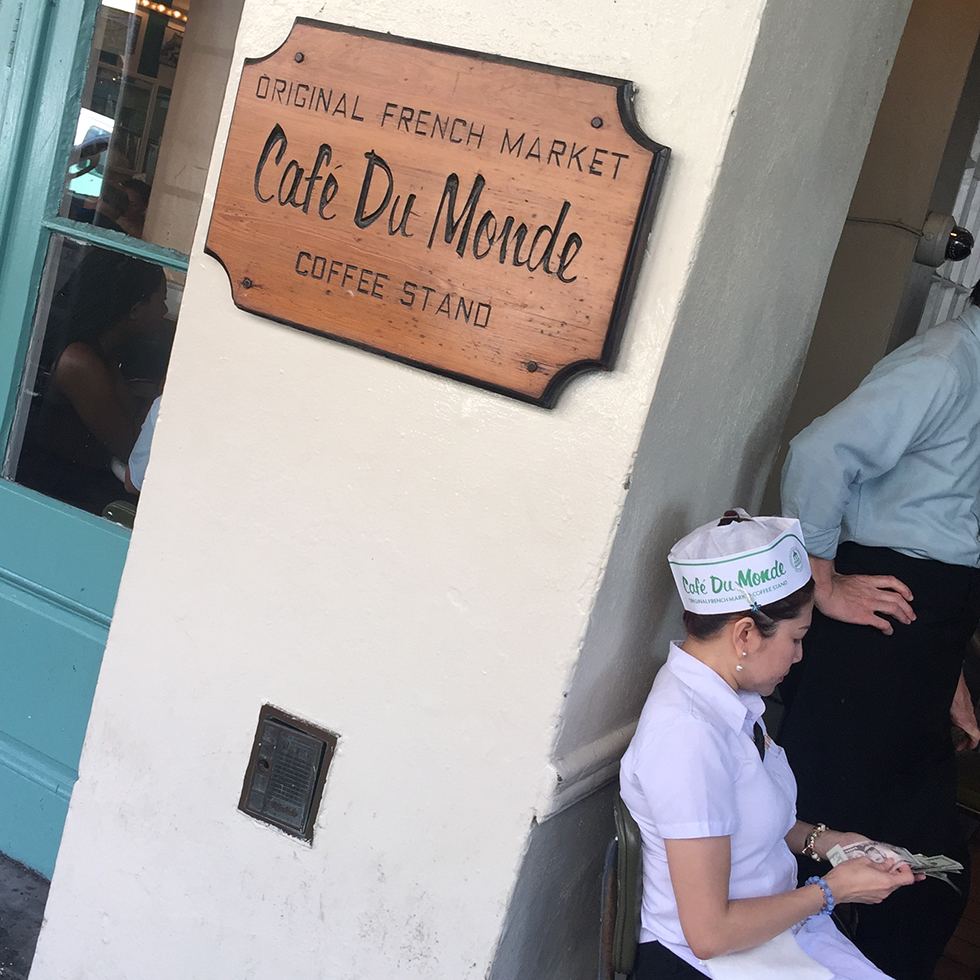 Café du Monde | New Orleans, Louisiana