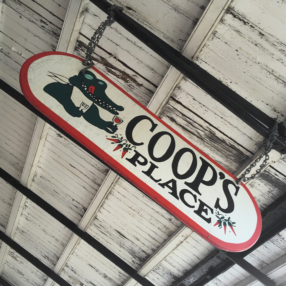 Coop's Place in French Quarter | New Orleans, Louisiana