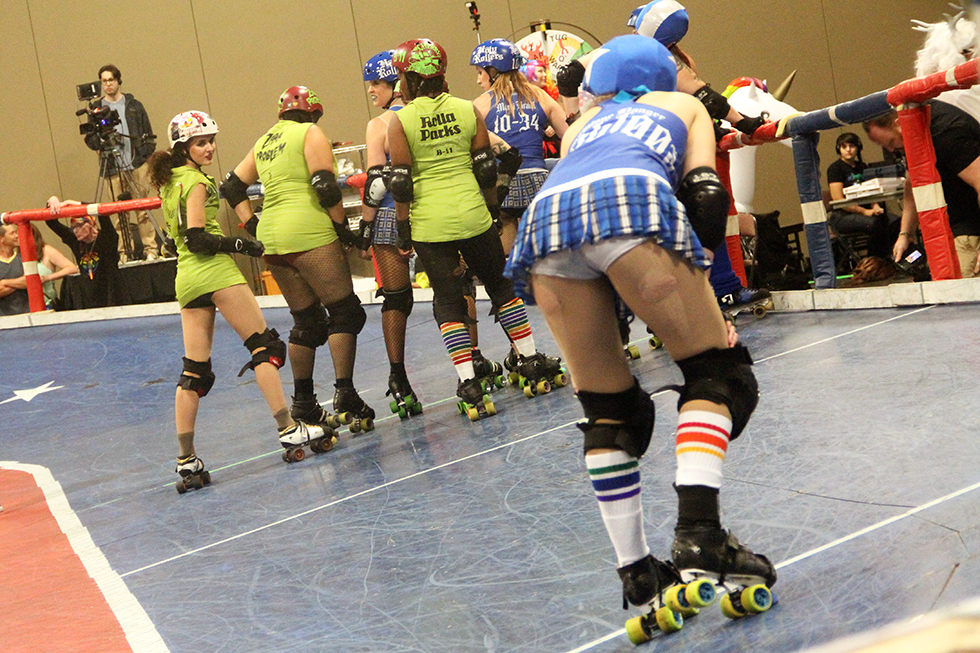 Holy Rollers vs. Cherry Bombs in Austin | Austin, Texas
