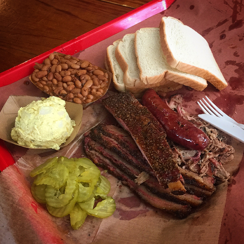 Texas barbecue | Austin, Texas