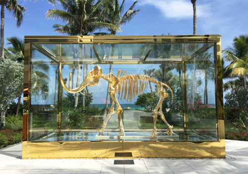 Damien Hirst For Faena Hotel | Miami, Florida