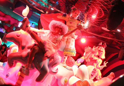 Good Times At Kawaii Monster Cafe | Tokyo, Japan