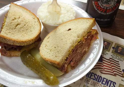 Pastrami From Loeser's Kosher Deli | Bronx, New York