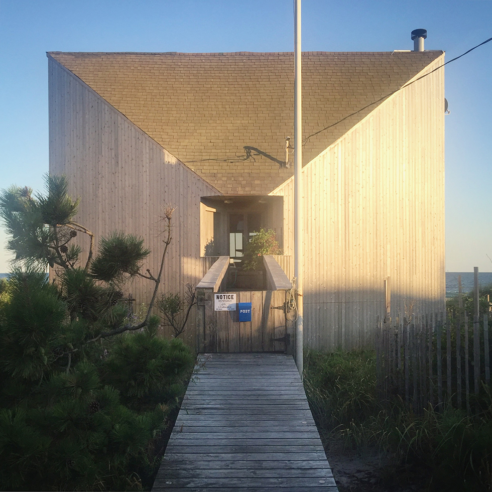 Modernist architecture of Fire Island | Fire Island, New York