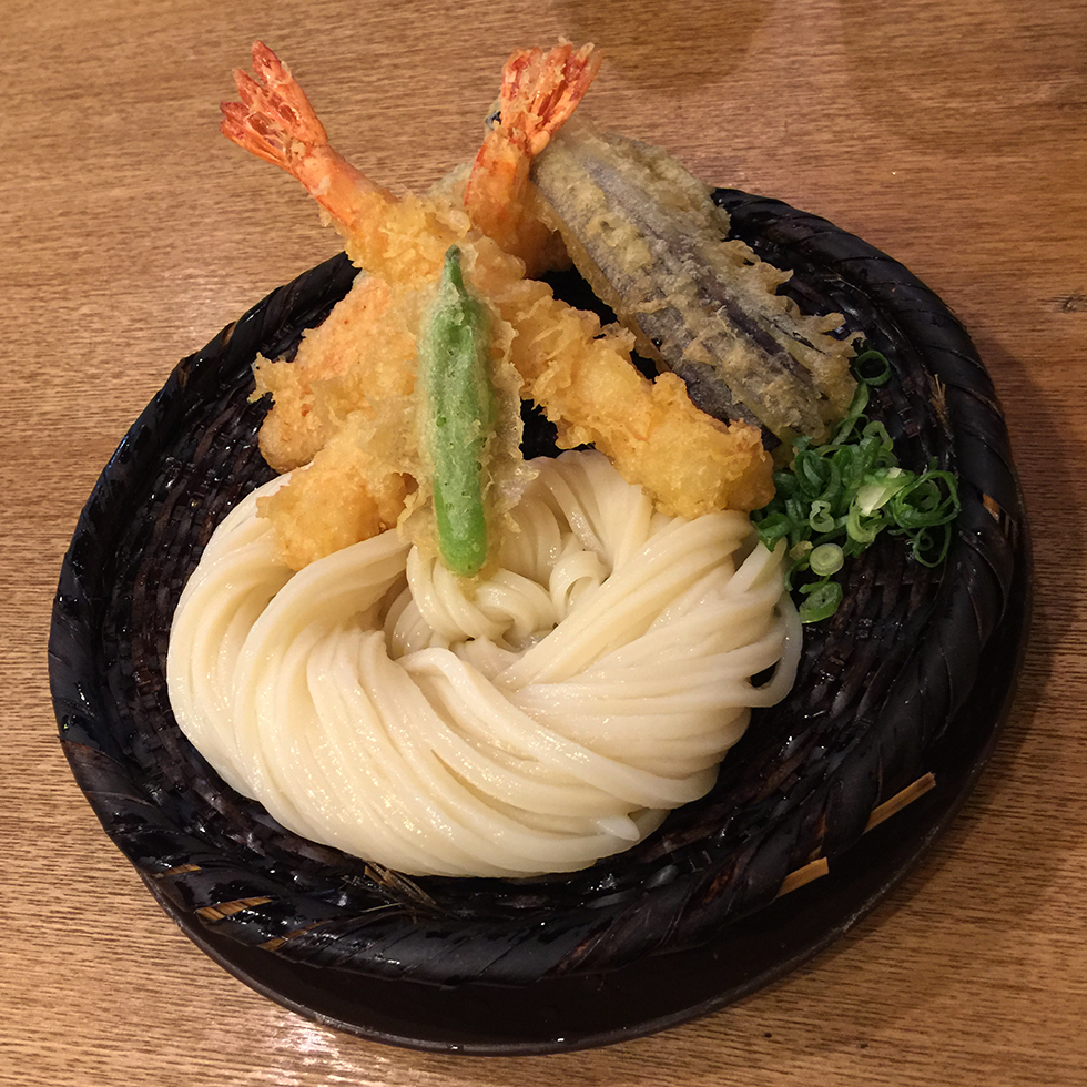 Udon from Shin | Tokyo, Japan