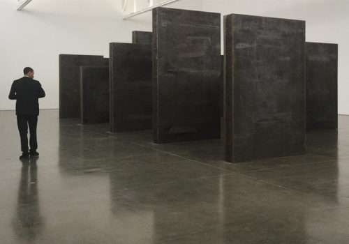 Richard Serra At Gagosian Gallery | New York, New York